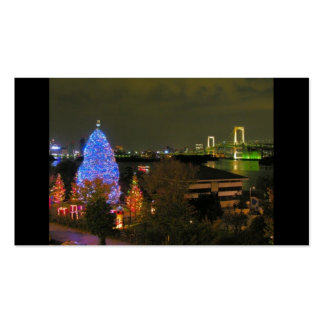 Rainbow Bridge, Tokyo Business Card