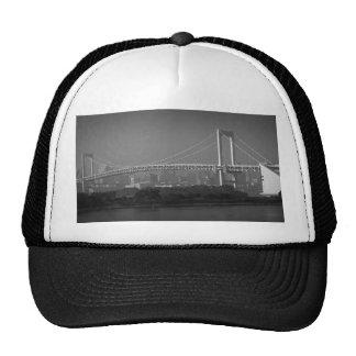 Rainbow Bridge Tokyo Trucker Hat