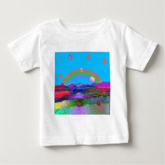 Rainbow brings diversity baby T-Shirt