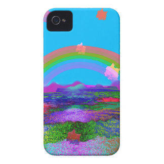 Rainbow brings diversity iPhone 4 Case-Mate cases