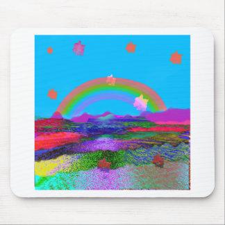 Rainbow brings diversity mouse pad