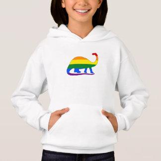 Rainbow Brontosaurus