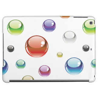 Rainbow Bubble Pattern Case For iPad Air