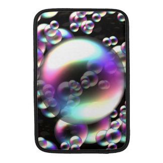Rainbow Bubbles Sleeves For MacBook Air