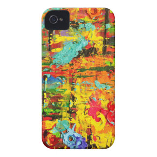 Rainbow Bullets iPhone 4 Cover
