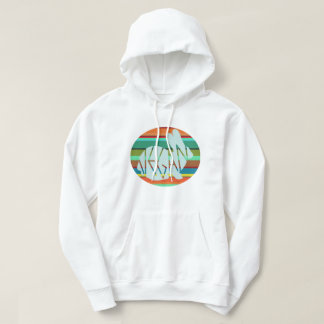 Rainbow Bunny Vegan sweatshirt