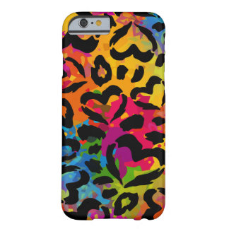 Rainbow Camo Barely There iPhone 6 Case