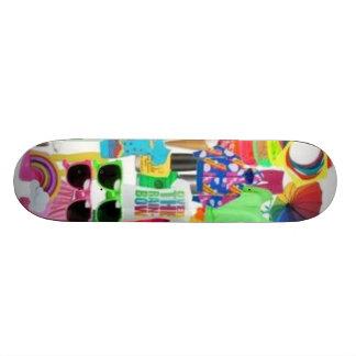Rainbow Candy, Clothes, & Accesories Skate Board Decks