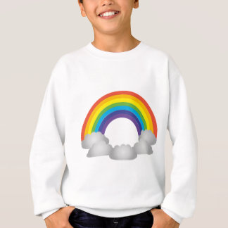 Rainbow Cartoon Sweatshirt