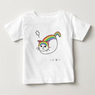 Rainbow cat baby T-Shirt