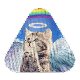 rainbow cat blueooth speaker