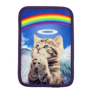 rainbow cat - cat praying - cat - cute cats sleeve for iPad mini