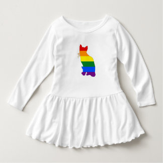 Rainbow Cat Dress