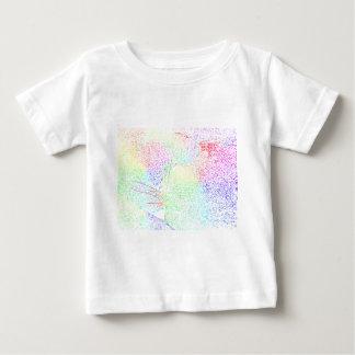Rainbow Cat Fur Baby T-Shirt
