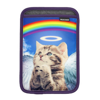 rainbow cat iPad mini sleeves