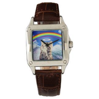 rainbow cat watch