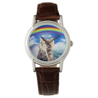 rainbow cat watches