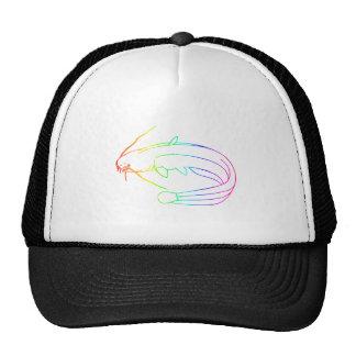 Rainbow Catfish 2 Trucker Hat
