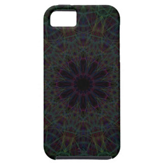 Rainbow Cathedral Mandala Case For The iPhone 5