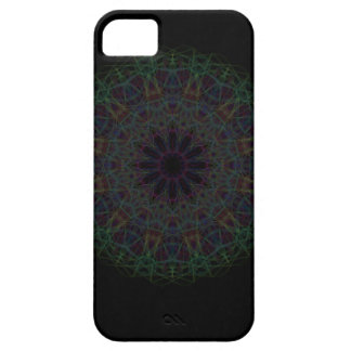 Rainbow Cathedral Mandala iPhone 5 Covers