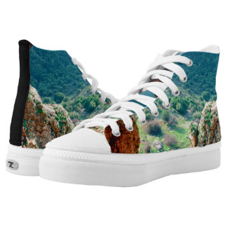 Rainbow Cave High Tops