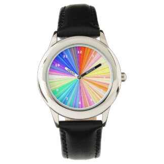 Rainbow Chakra Sparkle Watch