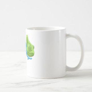 Rainbow Chameleon Coffee Mug