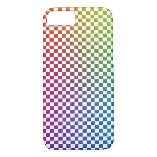 Rainbow Checkerboard Case