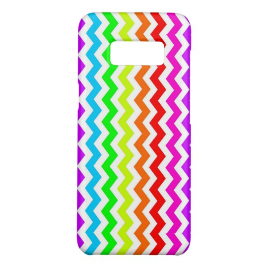 Rainbow Chevron Case-Mate Samsung Galaxy S8 Case