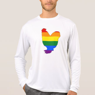 Rainbow Chicken T-Shirt