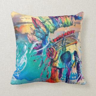 Rainbow Chief Hipster modern cushion