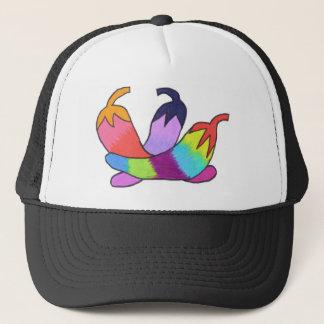 Rainbow Chili Peppers Trucker Hat
