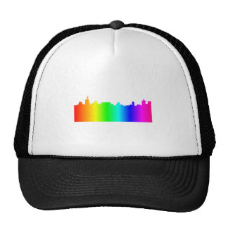 Rainbow City 4 Trucker Hat