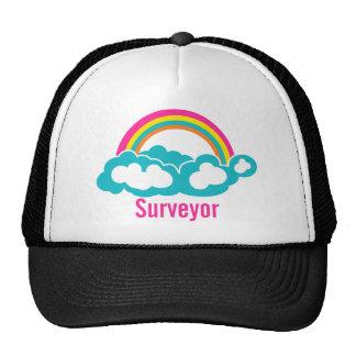 Rainbow Cloud Surveyor Trucker Hat