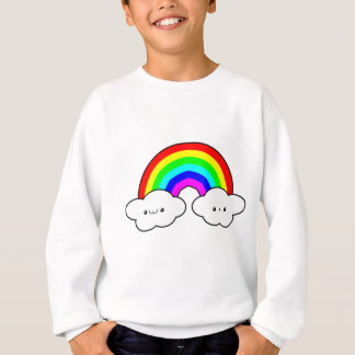 Rainbow Cloud Sweatshirt