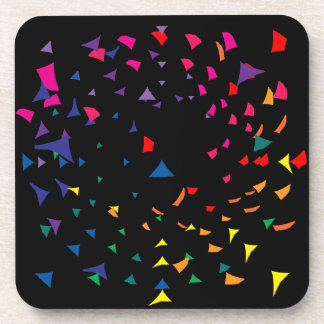 Rainbow Color Shards in Chaos Coasters