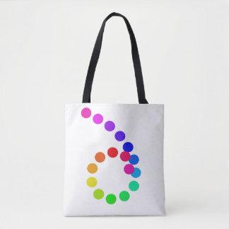 Rainbow Colors Beach Bag PRIDE Diversity