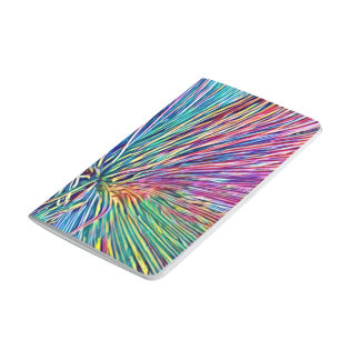 Rainbow Colors Plant Pocket Book / Notebook