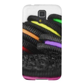 Rainbow Cookies Galaxy S5 Covers
