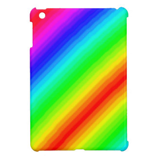 Rainbow Customizable iPad Mini Case