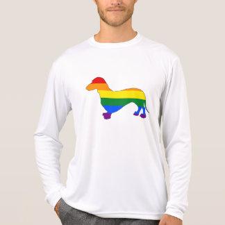 Rainbow Dachshund T-Shirt