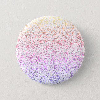 Rainbow Dalmatian Button