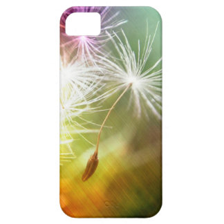 Rainbow Dandelion iPhone 5 Case