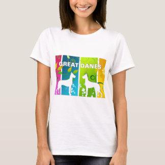 Rainbow Danes T-Shirt