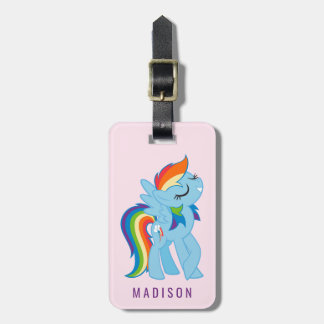 Rainbow Dash | Always Awesome Luggage Tag