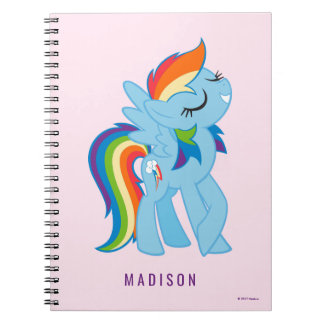 Rainbow Dash | Always Awesome Spiral Notebook