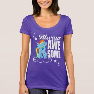 Rainbow Dash | Always Awesome T-Shirt