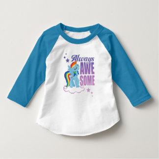 Rainbow Dash   Always Awesome T-Shirt