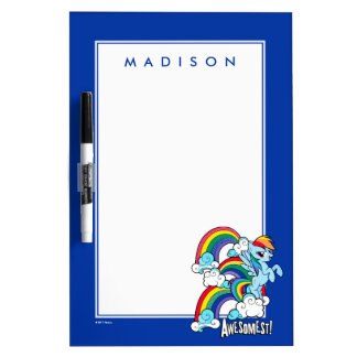 Rainbow Dash | Awesomest! Dry Erase Board