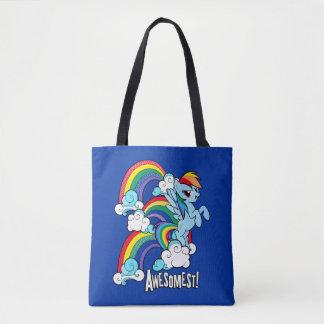 Rainbow Dash | Awesomest! Tote Bag
